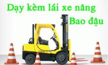Dạy và cấp bằng lái xe nâng bao đậu tại Bến Cát Bình Dương Đồng Nai