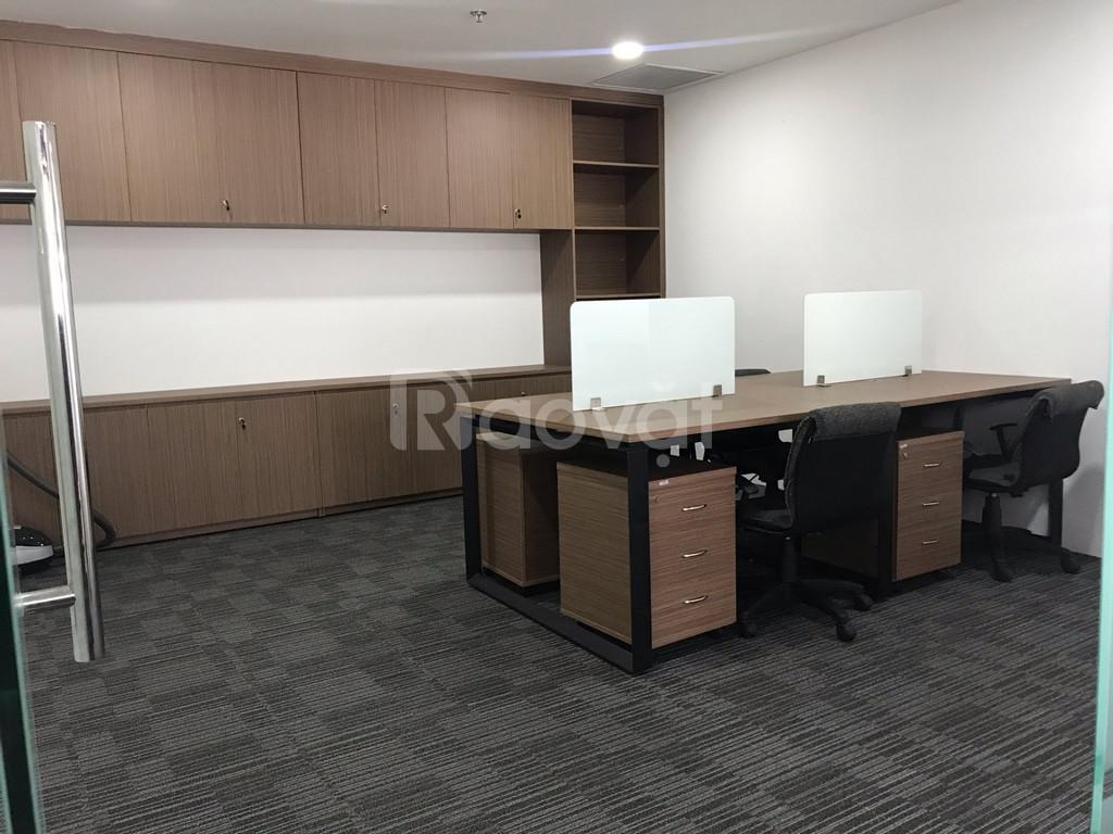 Cho thuê phòng làm việc 21m2, phòng hoàn thiện sạch đẹp tại Binh Thạnh