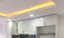 Nhà đẹp 5 tầng mới hẻm xe hơi Nguyễn Thượng Hiền, P5, Bình Thạnh