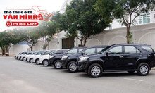 Dịch vụ cho thuê xe ô tô uy tín tại Hà Nội