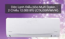 Dàn lạnh ĐH Daikin Multi 2 chiều 12.000 BTU (CTXJ35RVMVW)