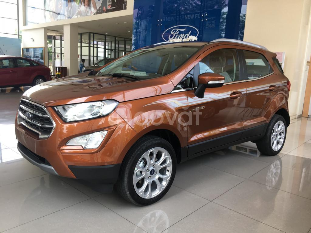 Ford EcoSport KM cuối năm
