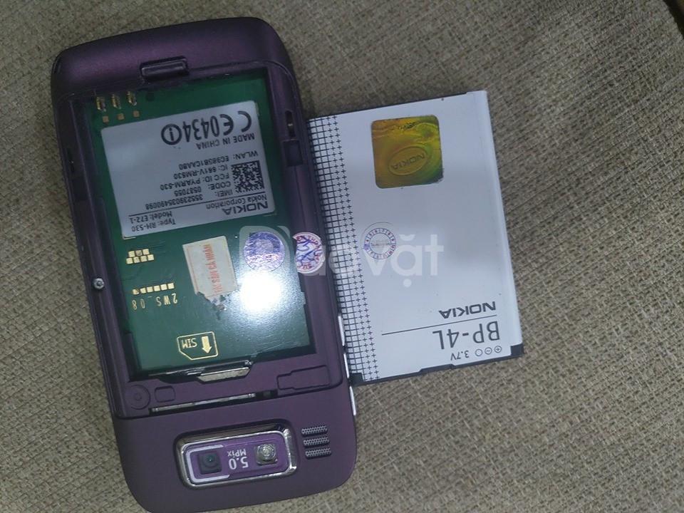 Bán điện thoại cổ Nokia E72i
