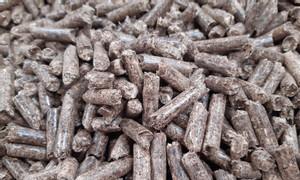 Viên nén gỗ giá rẻ BSR-WP001 thơm mùi gỗ 8mm lót chuồng, chất đốt