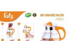 Máy hâm nước pha sữa 600ml có đồng hồ đo nhiệt độ Fatzbaby FB3009SL