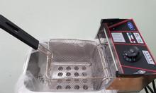 Bếp chiên đơn (chạy điện)