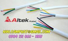 Cáp báo cháy altek kabel  nhập khẩu tiêu chuẩn CE