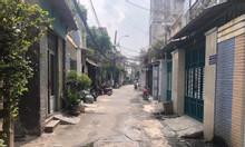 Bán nhà hẻm 1 sẹc Gò Dầu, Tân Quý DT 4,5x20m hẻm xe hơi giá 5,3 tỷ