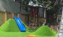 Nơi bán cỏ nhân tạo cho trường mầm non, công viên, sân chơi