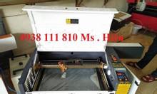 Máy laser cắt khắc gỗ, máy laser khắc gỗ 4060 giá rẻ tại Sài Gòn