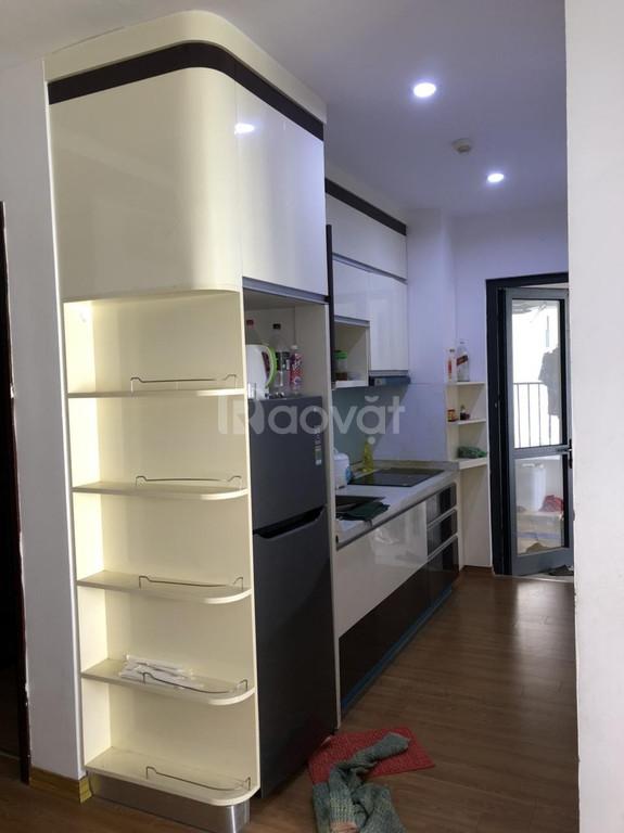Bán nhanh căn hộ 2PN nội thất cơ bản tại GreenStars 232 Phạm Văn Đồng