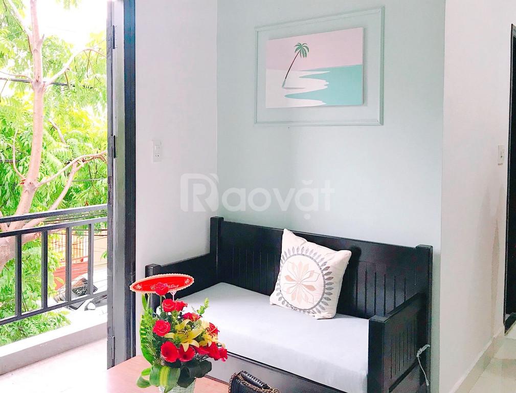 Cho thuê căn hộ rooftop 1PN -View thành phố Đà Nẵng về đêm