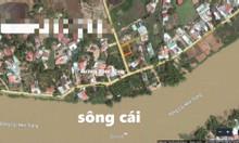 Bán đất 2 mặt tiền đường ôtô Khánh Hòa