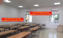 Cho thuê phòng dạy học thêm tại Quận Đống Đa