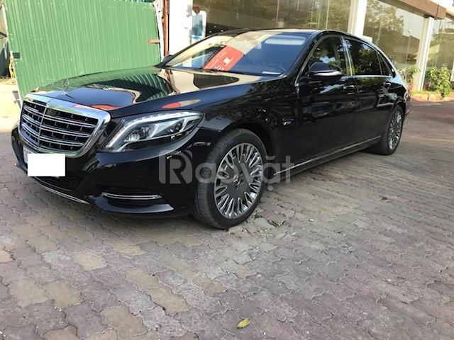 Mercedes S600 Maybach 2015 dk 2016