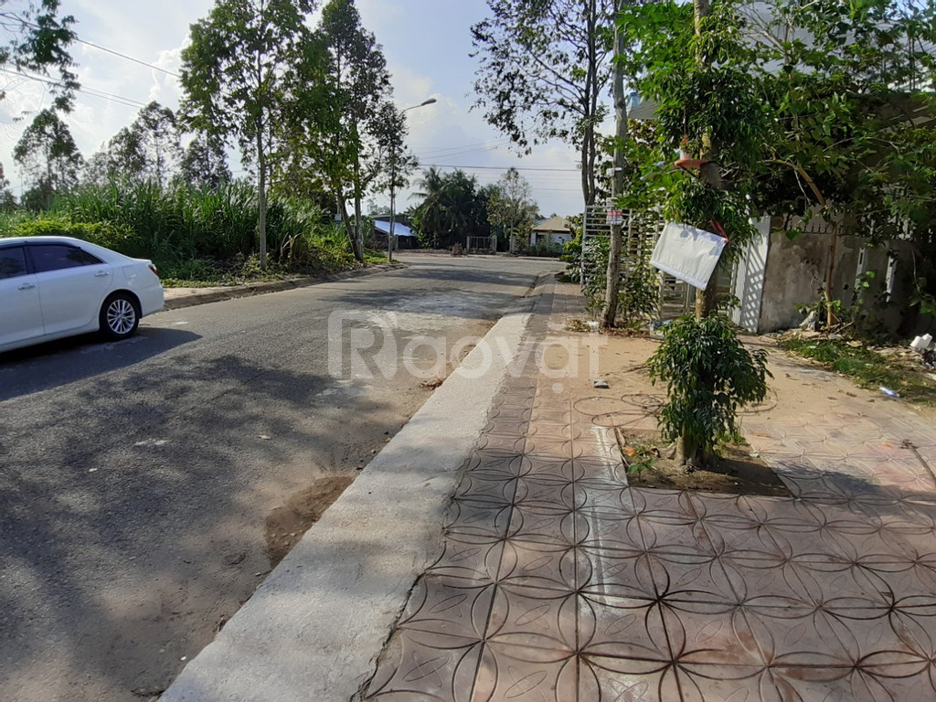 Đất thành phố Vị Thanh 125m2