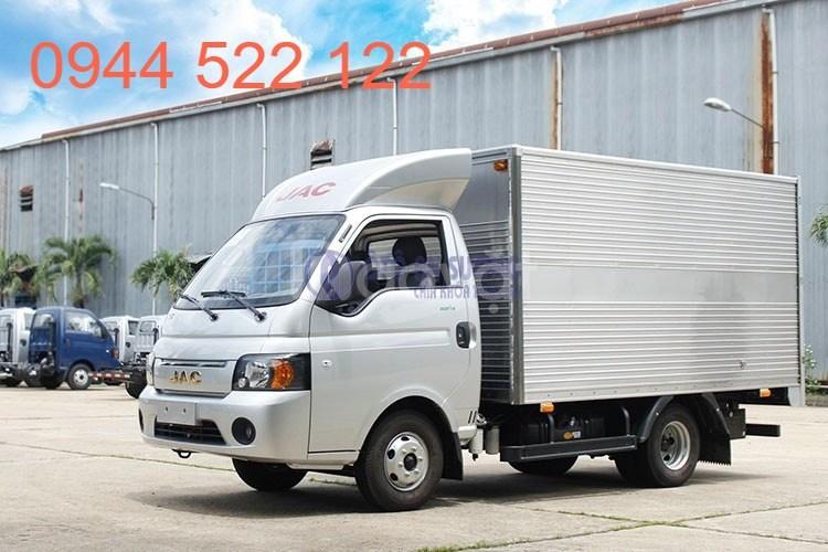Xe tải Jac 1,49 tấn máy dầu bánh đôi giá rẻ tại Tây Ninh