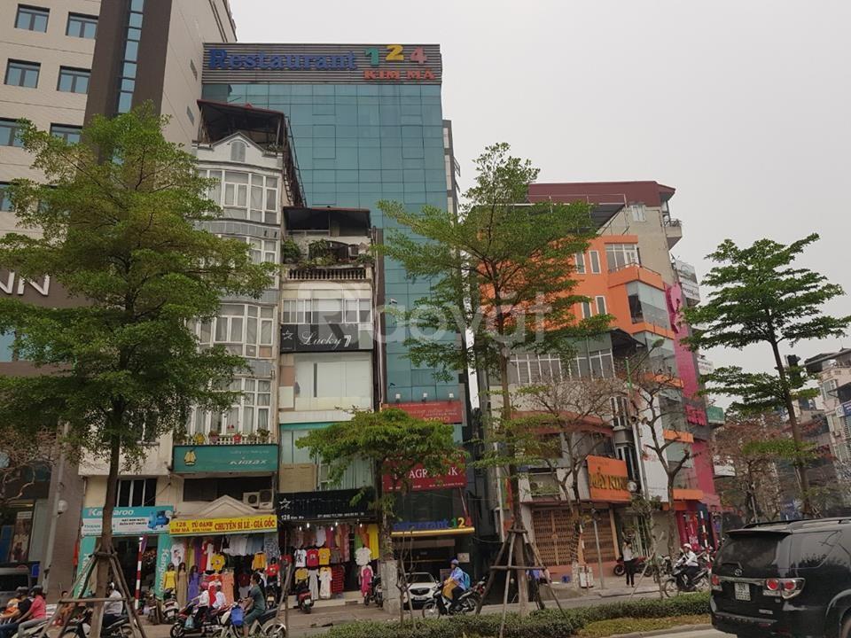 Bán nhà phố Phạm Văn Đồng diện tích 50m2 xây 5 tầng, gara ô tô, văn phòng.