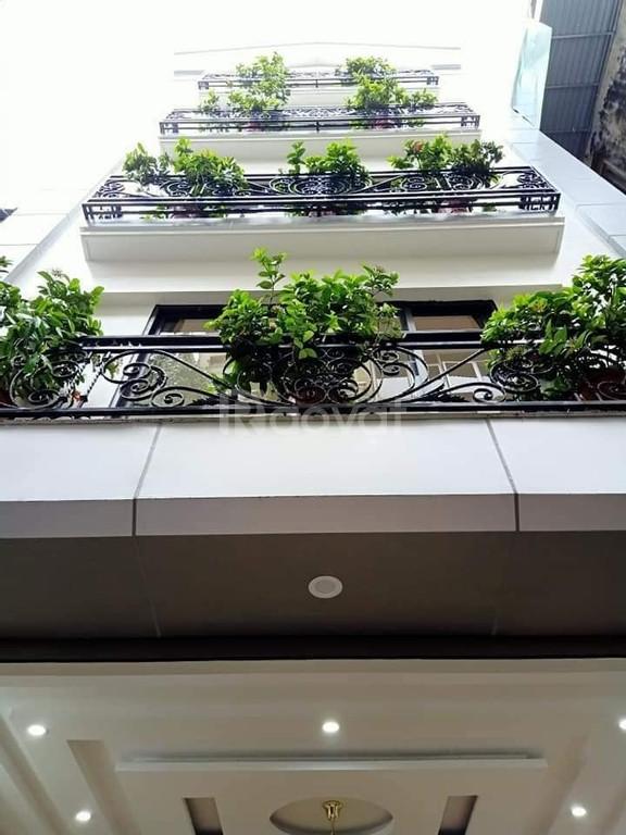 Bán nhà phố Cát Linh, Hàng Bột, DT 35m2, 5 tầng, MT 4m, giá 3.2 tỷ