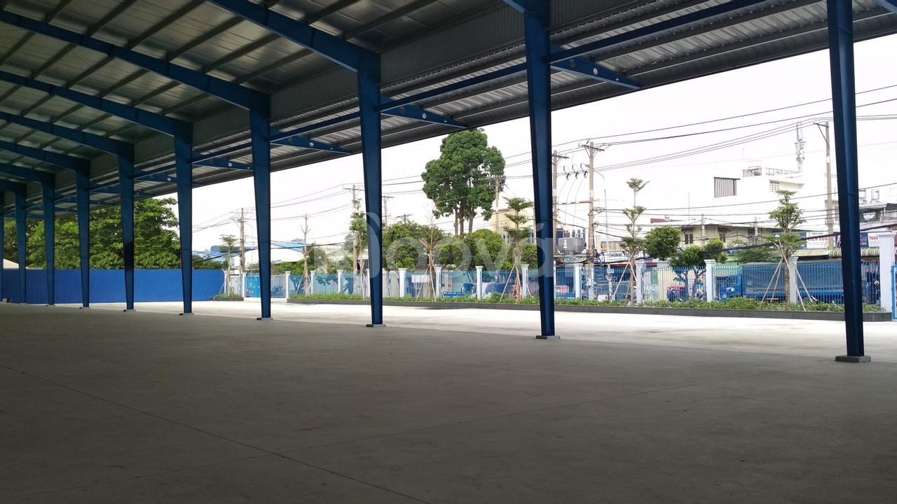 Cho thuê gấp kho xưởng MT Lê Văn Khương, diện tích 4.000m2, giá tốt