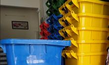 Cần mua thùng rác công cộng 120 lít ở Bình Dương,Long An,TPHCM