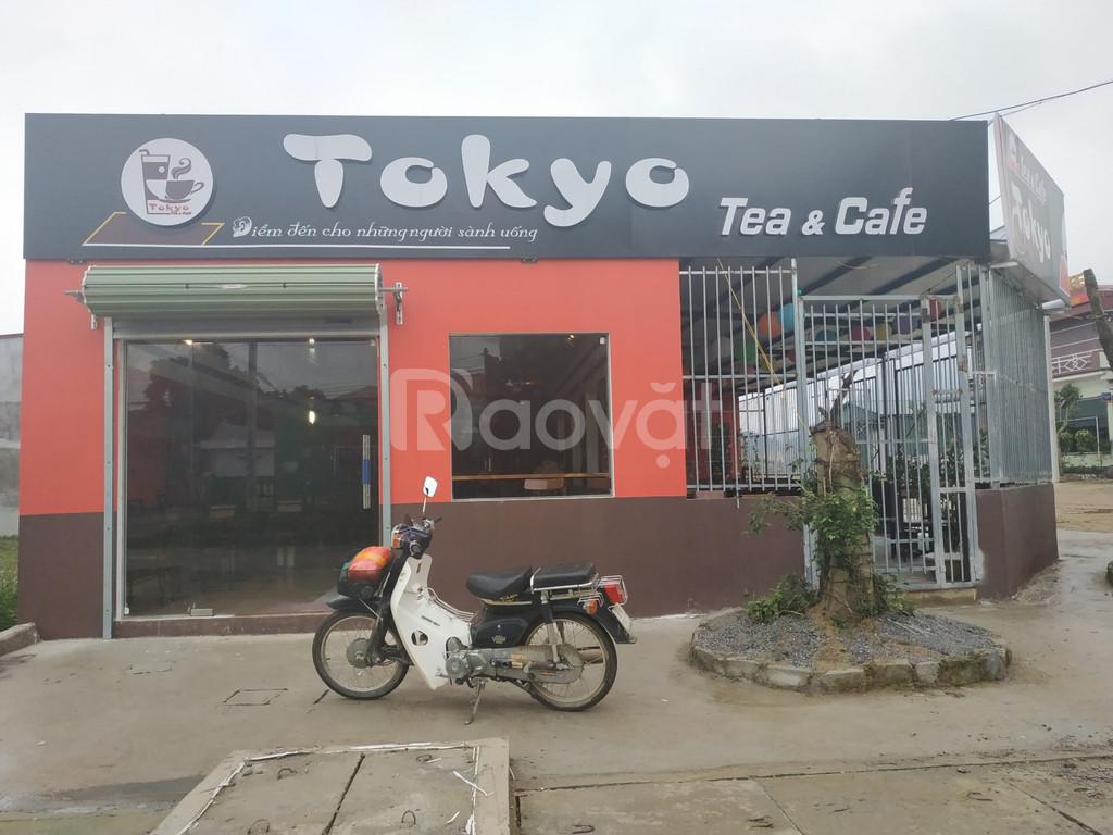 Bán bộ máy tính tiền cho quán cà phê, trà sữa, trà chanh tại Ninh Bình