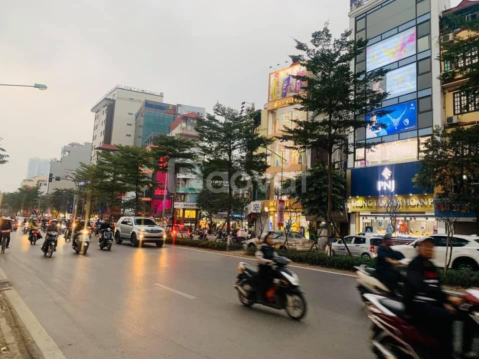 Mặt phố Hoàng Quốc Việt, kinh doanh, 6 tầng TM, 21.5 tỷ