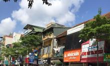 Bán nhà mặt phố Khâm Thiên, 60m2x3 tầng, MT: 3.8M