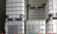 Thùng nhựa 1000 lít có khung thép, nơi cung cấp bồn nhựa ibc 1000L