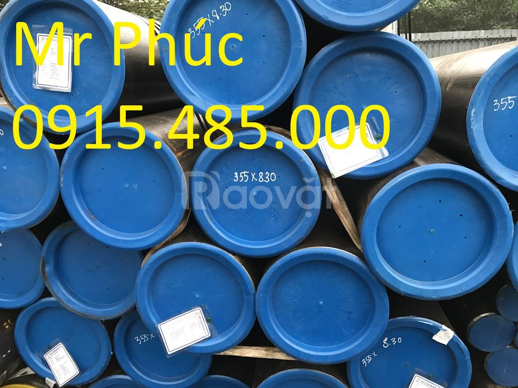 BÁN/ Thép ống đúc pơhi 406 x 12.7ly, phi 355 x 10.31ly, phi 127 x 5ly,