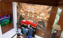 Siêu phẩm Lê Thanh Nghị, biệt thự mini 55m2*5T, thang máy, nhỉnh 6 tỷ.