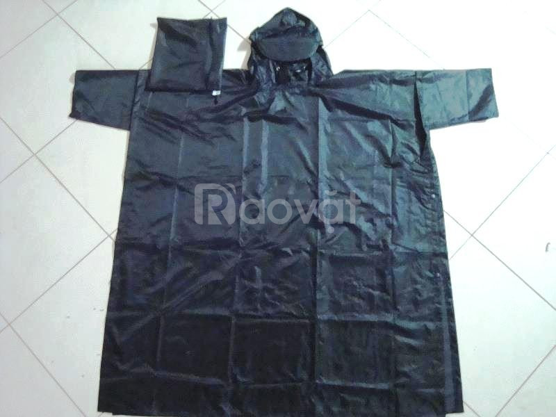 Áo mưa cánh dơi, in ấn quảng cáo theo yêu cầu
