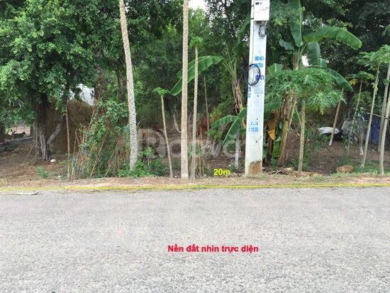 Bán gấp đất full thổ cư 20*40 Nguyễn Thị Rành giá 4tỷ7.
