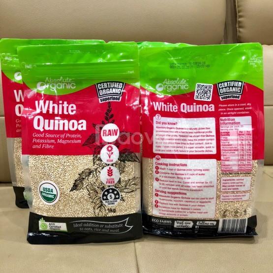 Địa chỉ bán hạt Quinoa diêm mạch tại Gò Vấp TpHCM