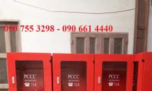 Sản xuất tủ PCCC trong nhà, ngoài trời, inox, sơn tĩnh điện