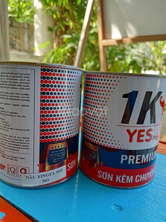 Tuyển đại lý phân phối sơn 1k yes tại Thanh Hóa