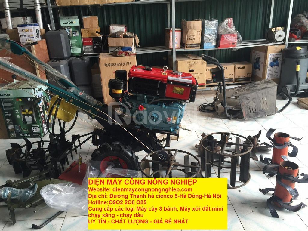 Địa chỉ bán máy cày ruộng dàn xới trước giá rẻ