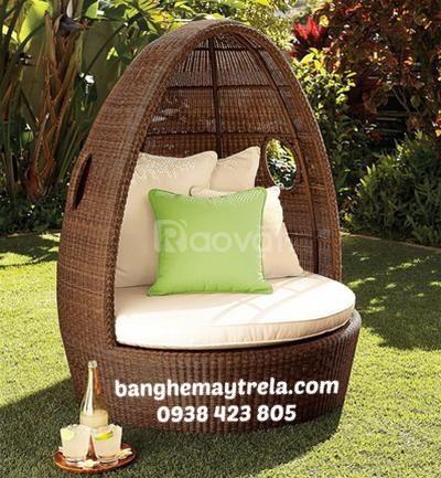 Ghế hồ bơi, giường tắm nắng