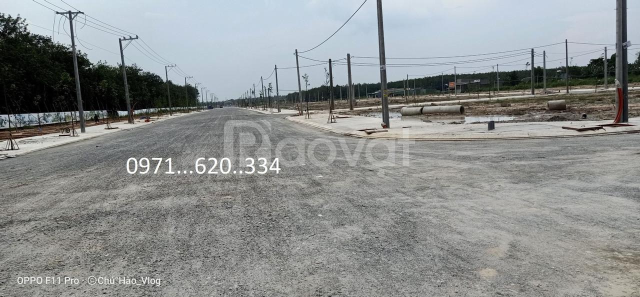 Bán 100m2 đất nằm giữa trung tâm hành chính của Tân Uyên