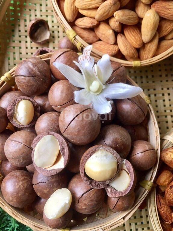 Siêu thị bán Hạt Macca Úc chất lượng tại Quận Tân Bình Tphcm - HTFOOD