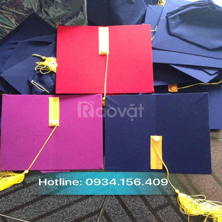 Nhận cho thuê lễ phục tốt nghiệp, áo cử nhân chuyên nghiệp