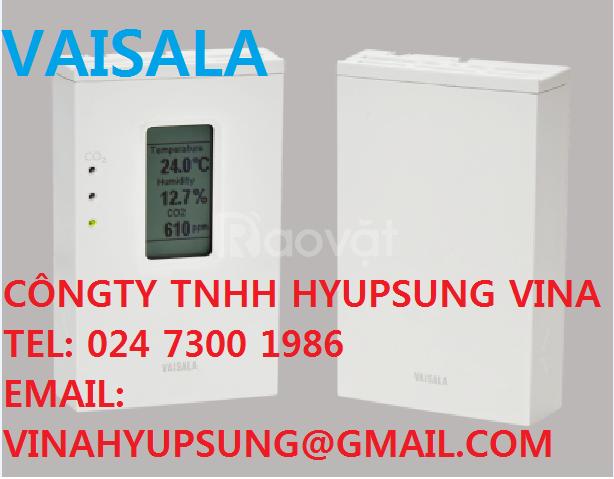 Vaisala Vietnam - Đo CO2, hơi ẩm, nhiệt độ GMW90