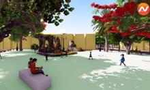 Đất trung tâm tp Bà Rịa - dự án An Viên Central Park