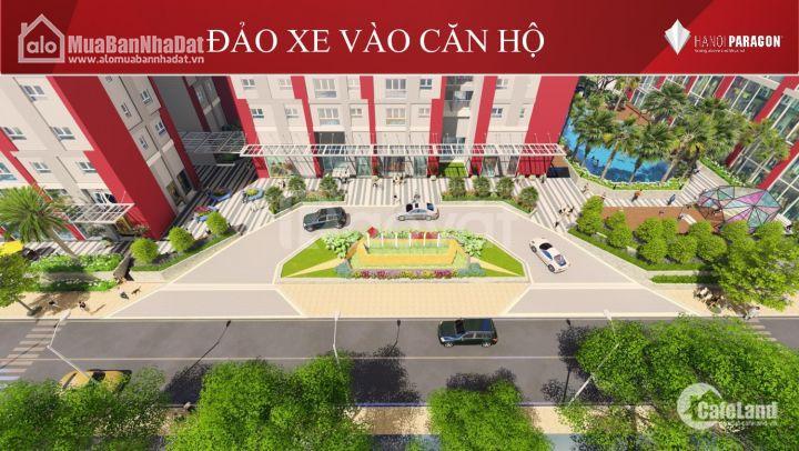Mở bán căn hộ cao cấp Hà Nội Paragon