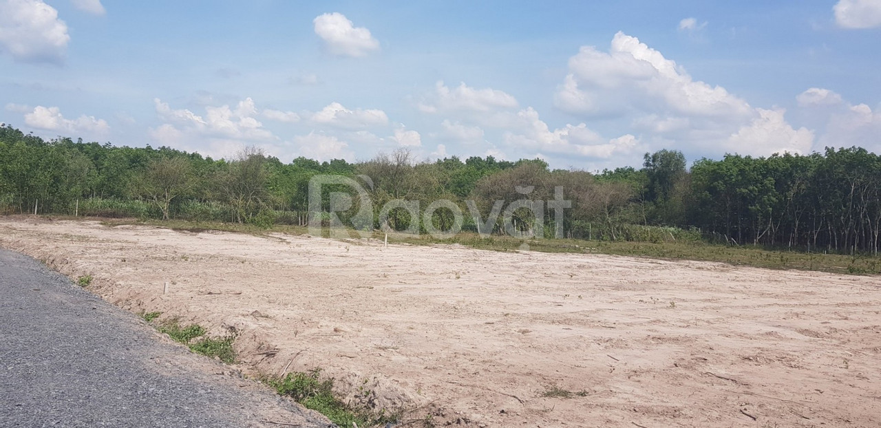 Bán đất giá rẻ xã Thái Mỹ huyện Củ Chi 500m giá 900tr.