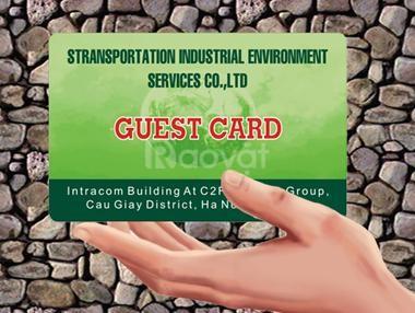 Homax chuyên in thẻ VIP card, thẻ bảo hành... giá rẻ (ảnh 3)