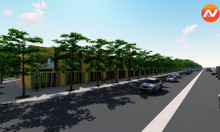Dự án tại trung tâm Bà Rịa – Vũng Tàu, An Viên Central Park