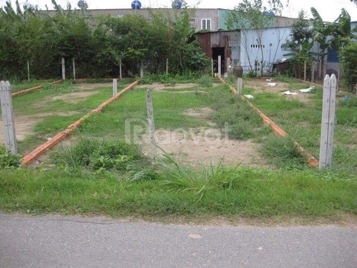 Bán đất thổ cư sổ hồng riêng có sẵn luôn giấy phép xây dựng liền kề bv