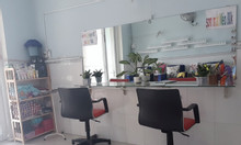 Cần sang nhượng tiệm cắt tóc full NT, full khách tại Tô Ngọc Vân.