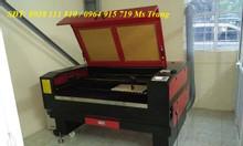 Máy cắt laser 1610 2 đầu máy laser cắt vải